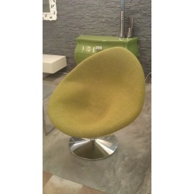 GLOBE SWIVELING BASE CHAIR